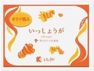 生姜湯個包装